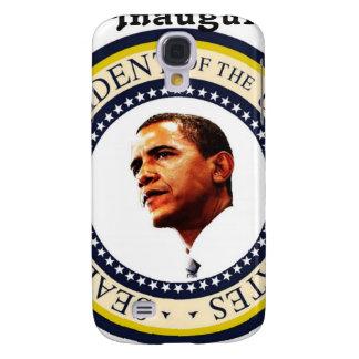 Africankoko Custom Barack Obama 2013 Inauguration Galaxy S4 Cover