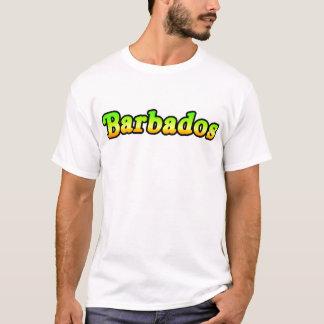 Africankoko Custom Barbados T-Shirt