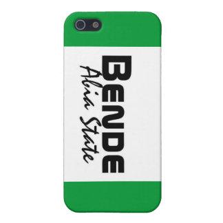 Africankoko Custom Bende, Abia State, Nigeria Case For iPhone SE/5/5s