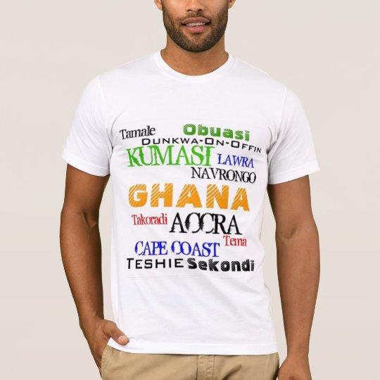 Africankoko Custom Brand T-Shirt