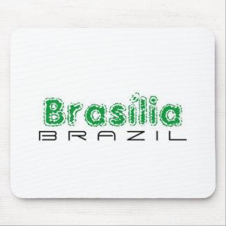 Africankoko custom Brasília, Brazil Mouse Pad