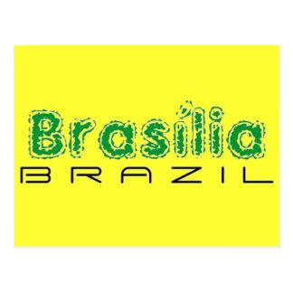 Africankoko custom Brasília, Brazil Postcard