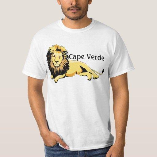 Africankoko Custom Cape Verde  t shirt