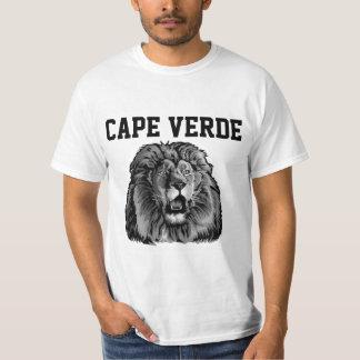 Africankoko Custom Cape Verde Tee Shirt