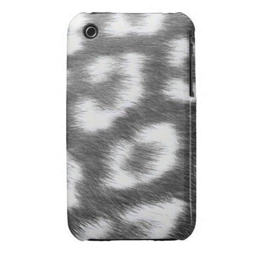 Africankoko Custom  Cheetah Skin iPhone 3 Case-Mate Cases