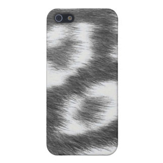 Africankoko Custom  Cheetah Skin Cover For iPhone 5
