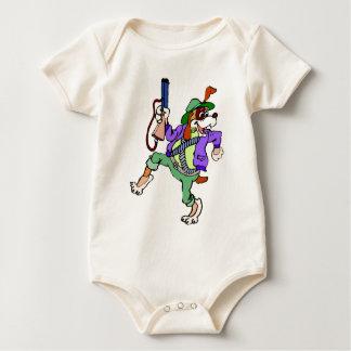Africankoko Custom Collection(African Cartoon) Baby Creeper