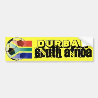 Africankoko Custom Collection Bumper Sticker