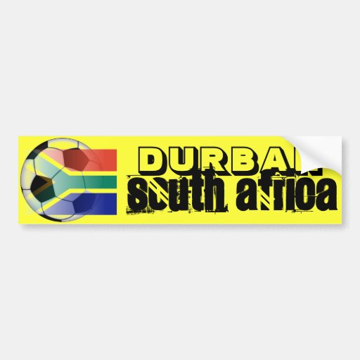 Africankoko Custom Collection Bumper Stickers