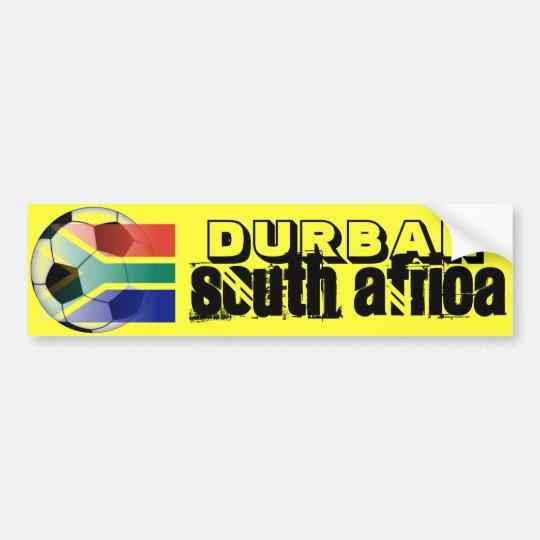 Africankoko Custom Collection Bumper Sticker