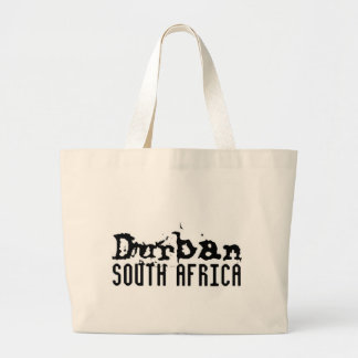 Africankoko Custom Collection(Durban, South Africa Jumbo Tote Bag