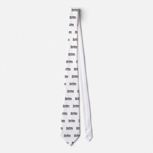 Africankoko Custom Collection(Durban, South Africa Tie