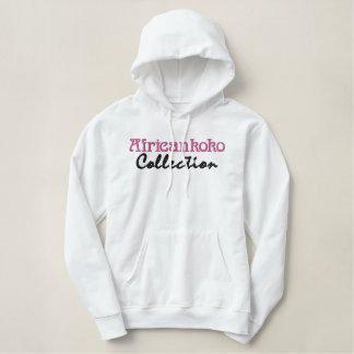 Africankoko Custom Collection Embroidered Hoodie