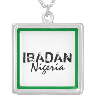 Africankoko Custom Collection(Ibadan, Nigeria) Silver Plated Necklace