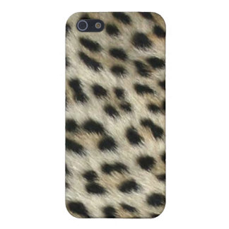 Africankoko Custom Collection (leopardskin, Case For iPhone SE/5/5s
