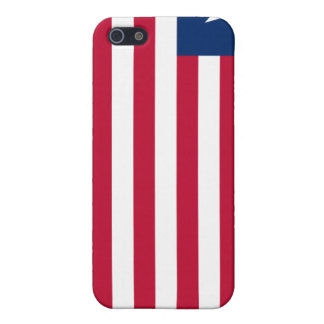 Africankoko Custom Collection(Liberia) Covers For iPhone 5