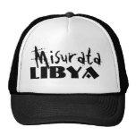 Africankoko Custom Collection(Libya) Mesh Hats