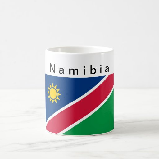 Africankoko Custom Collection(Namibia) Classic White Coffee Mug
