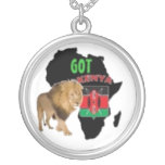 Africankoko Custom Collection Personalized Necklace