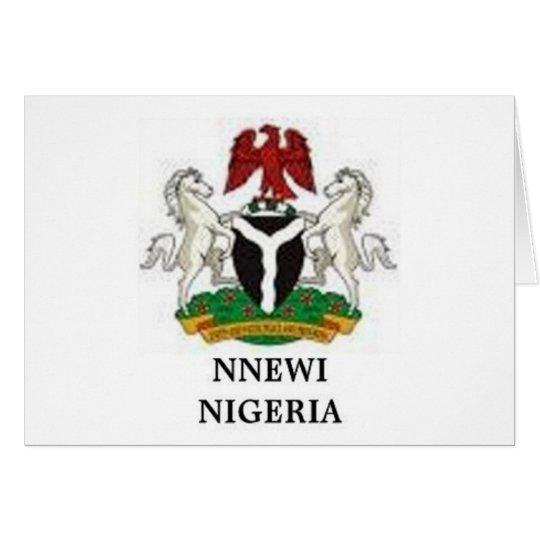 Africankoko Custom Collection(Nigeria) Card