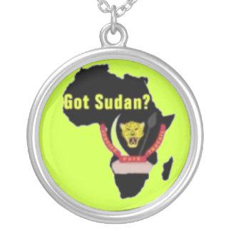 Africankoko Custom Collection(Sudan) Personalized Necklace