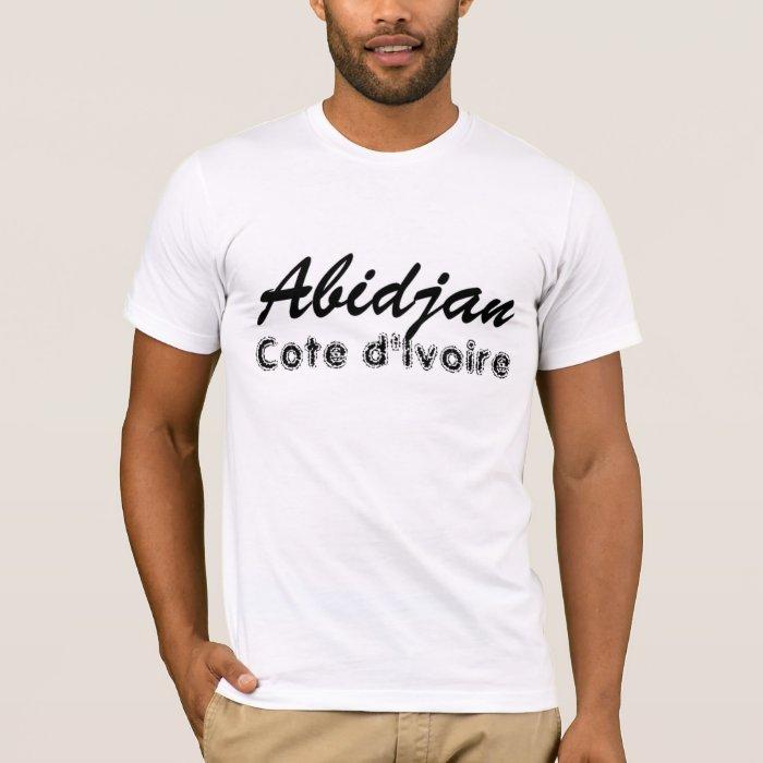 Africankoko Custom  Côte d'Ivoire T-Shirt