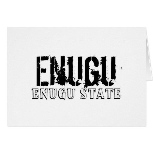 Africankoko Custom (Enugu, Enugu State, Nigeria) Greeting Cards