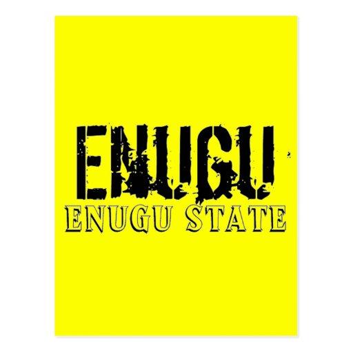 Africankoko Custom (Enugu, Enugu State, Nigeria) Post Card
