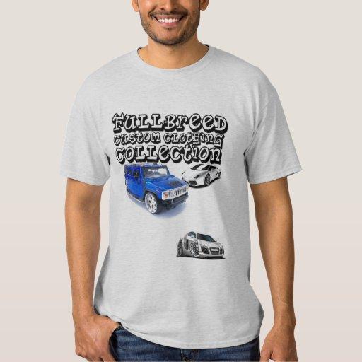 Africankoko Custom Fullbreed Clothing Tee Shirt