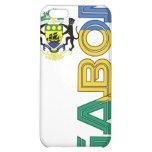 Africankoko Custom Gabon Iphone 4 Case