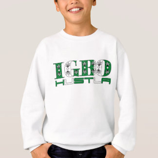 Africankoko Custom Igbo Hustla(Nigeria) Sweatshirt