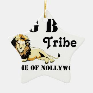Africankoko Custom igbo Tribe(Nigeria) Ceramic Ornament
