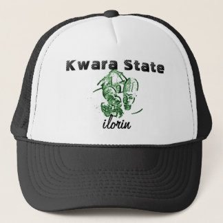 Africankoko Custom ilorin, Kwara State, Nigeria Trucker Hat