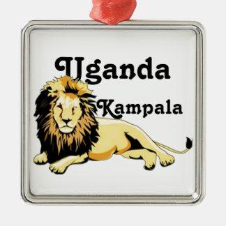 Africankoko Custom Kampala,  Uganda. Metal Ornament