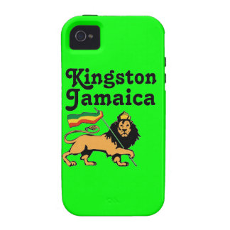 Africankoko Custom Kingston Jamaica iPhone 4 Covers