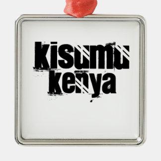 Africankoko Custom Kisumu, Kenya Metal Ornament