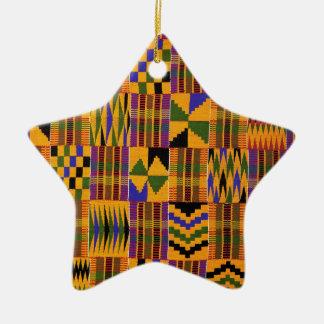 Africankoko Custom Kwanzaa Ceramic Ornament