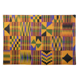 Africankoko Custom Kwanzaa Cloth Placemat