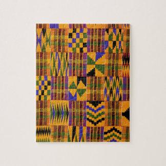 Africankoko Custom Kwanzaa Jigsaw Puzzle
