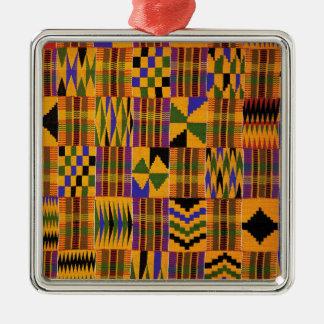 Africankoko Custom Kwanzaa Metal Ornament