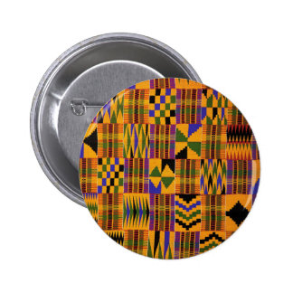 Africankoko Custom Kwanzaa Pinback Button
