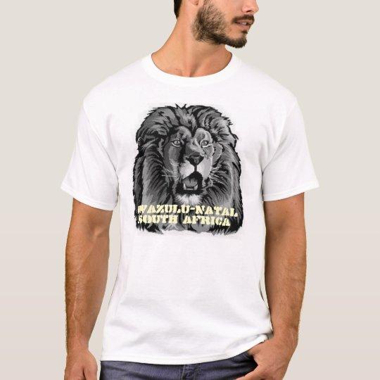 Africankoko Custom Kwazulu-Natal , South Africa T-Shirt