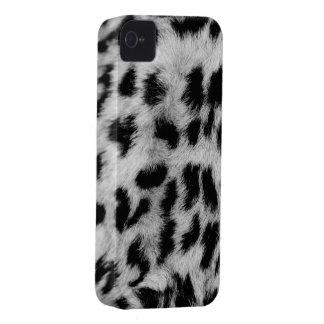 Africankoko Custom Leopard Phone Case-Mate iPhone 4 Case