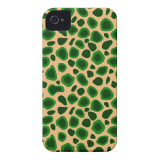 Africankoko Custom  Leopard Skin Case-Mate iPhone 4 Case