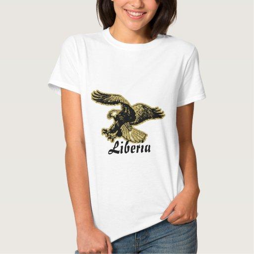 Africankoko Custom Liberia T Shirt