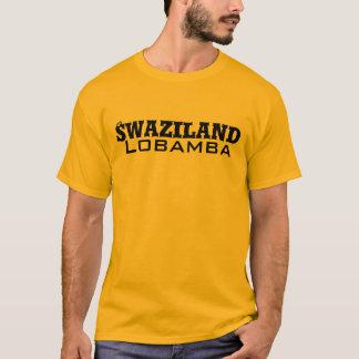 Africankoko Custom Lobamba, Swaziland T-Shirt