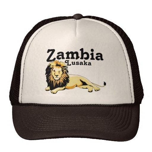 Africankoko Custom Lusaka, Zambia Trucker Hats