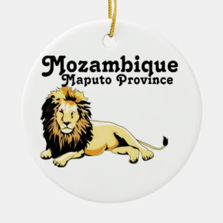 Africankoko Custom; Maputo province of Mozambique Ceramic Ornament