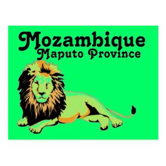 Africankoko Custom; Maputo province of Mozambique Postcard