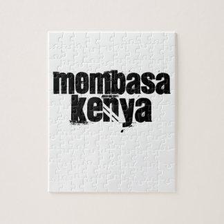 Africankoko Custom Mombasa, Kenya Jigsaw Puzzle